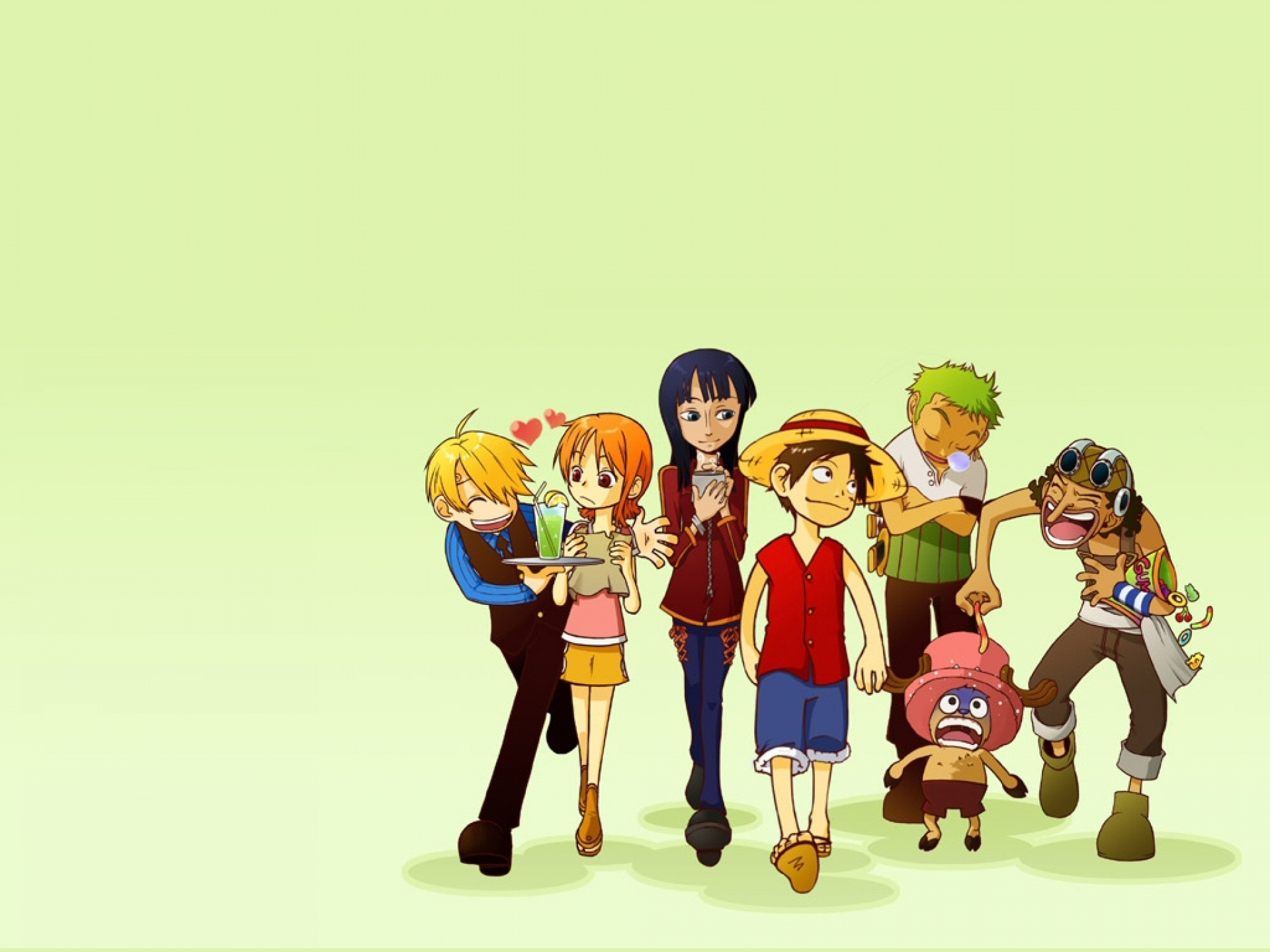 One Piece Imagines