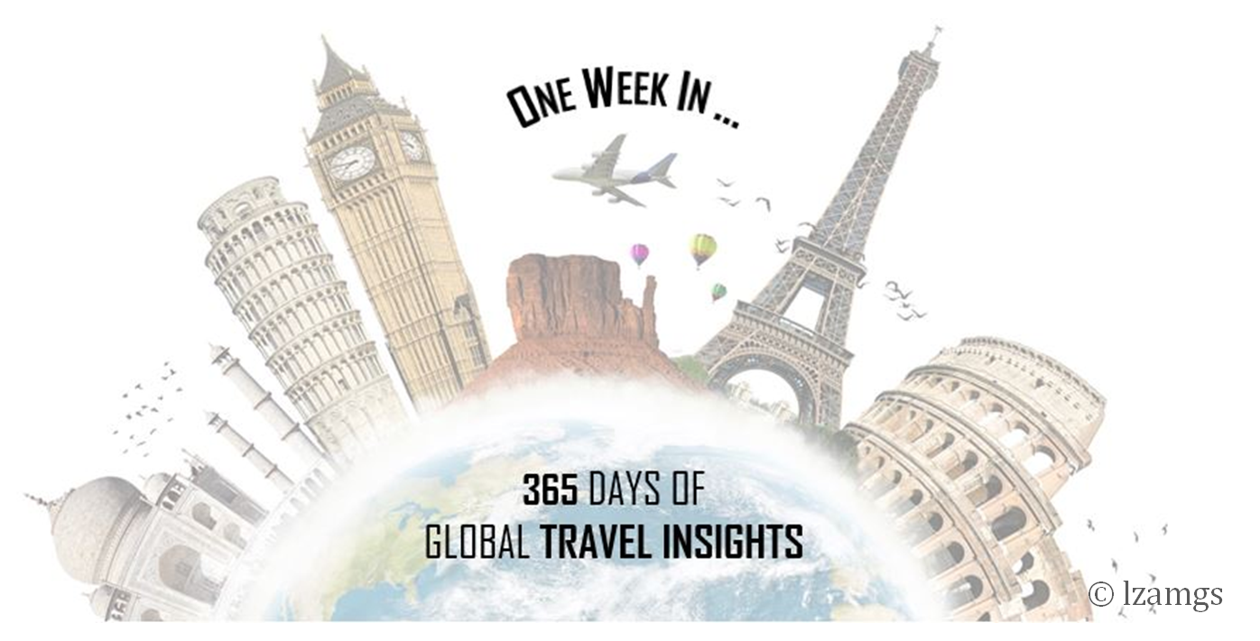 365 Days Of Global Travel Insights