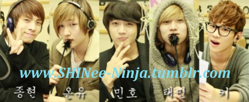 SHINee-Ninja
