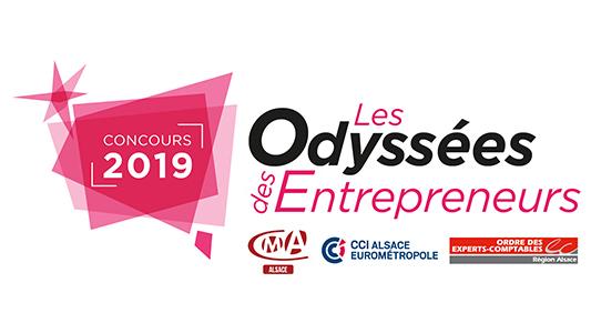 Label Concours 2018 Les Odyssées des Entrepreneurs