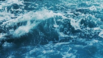 ocean water tumblr. The Deep Blue Ocean Water Tumblr T