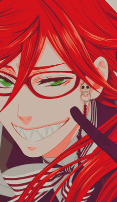 Grell Sutcliff Png