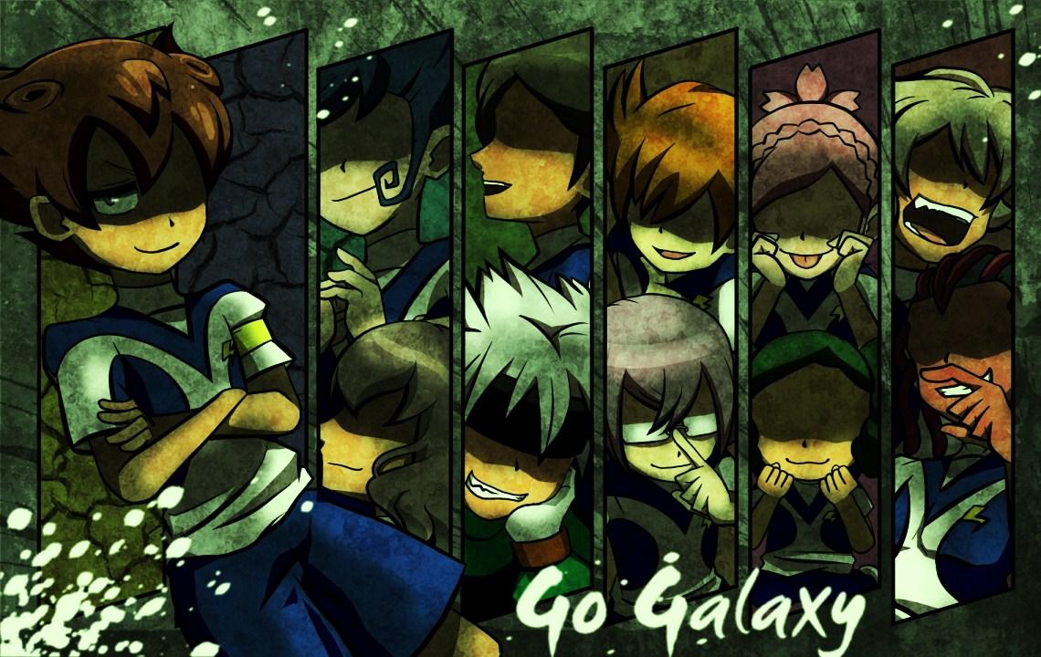 Go galaxy minaho y su soul iguales xd minaho and - Inazuma eleven galaxy ...