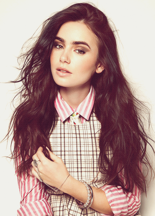 Lily Collins Wallpaper Tumblr | www.pixshark.com - Images ...