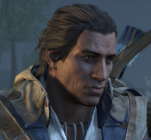 Connor Kenway Relationship Name is Connor Kenway,but