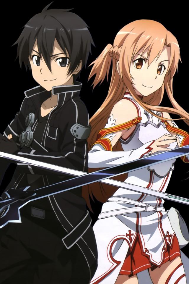 Asuna and Kirito Forever Kirito And Asuna