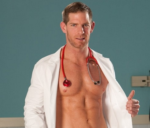 hot naked male doctors