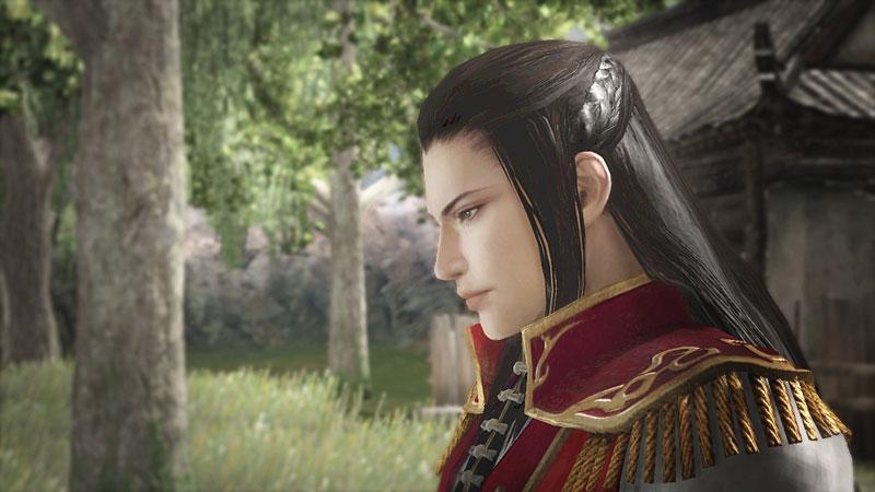 Die Hübsche, Zhou Yu