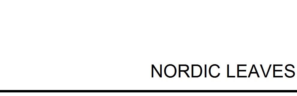 nordic leaves