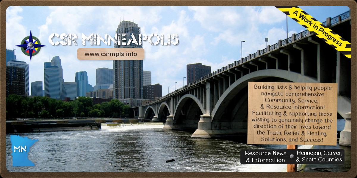 CSR Minneapolis, Free Community Meals