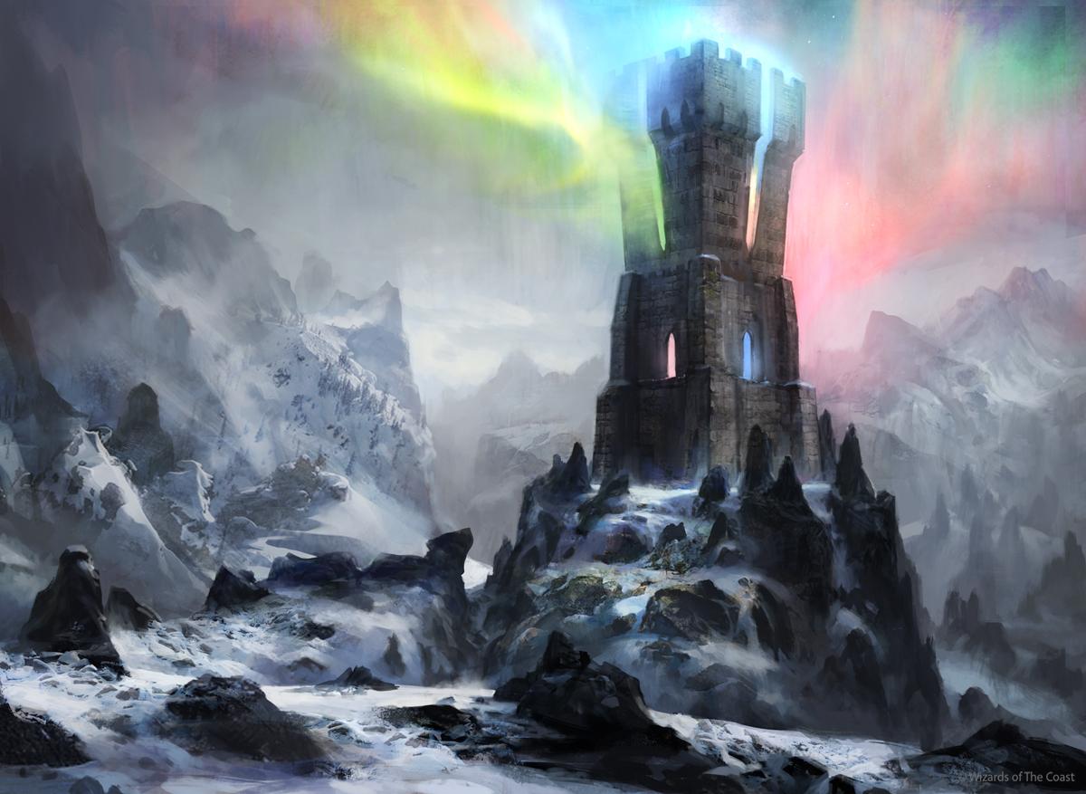 Commander Tower art (promo)