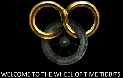 THE WHEEL OF TIME TIDBITS