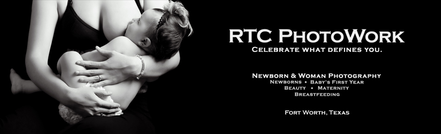 RTC PhotoWork Haltom Newborn & Woman Photographer