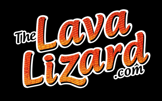 The Lava Lizard