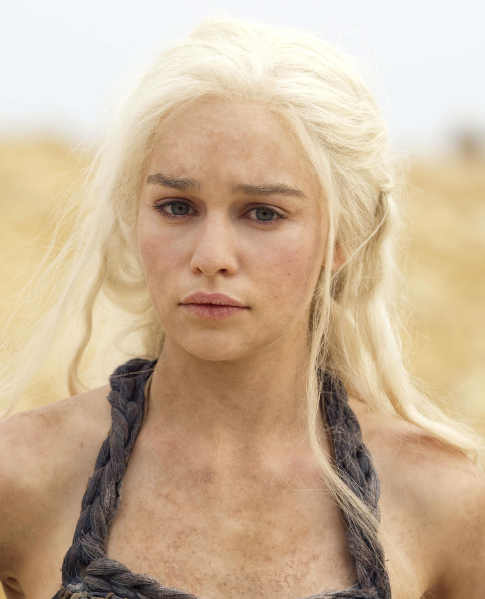 Emilia Clarke Game of Throne Daenerys Targaryen