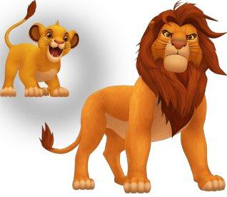 Kingdom hearts lion king porn