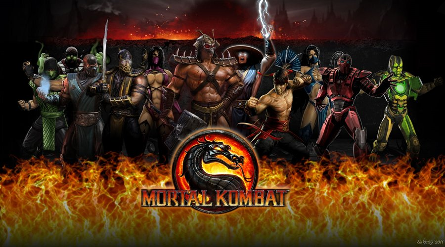 reptile mortal kombat 2011 wallpaper. mortal kombat 2011 scorpion
