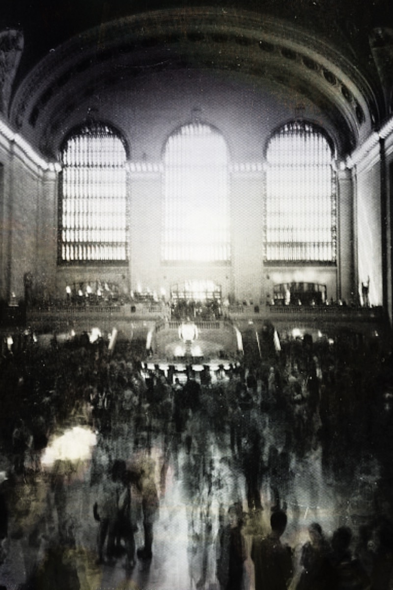 Kathryn Jones, Grand Central