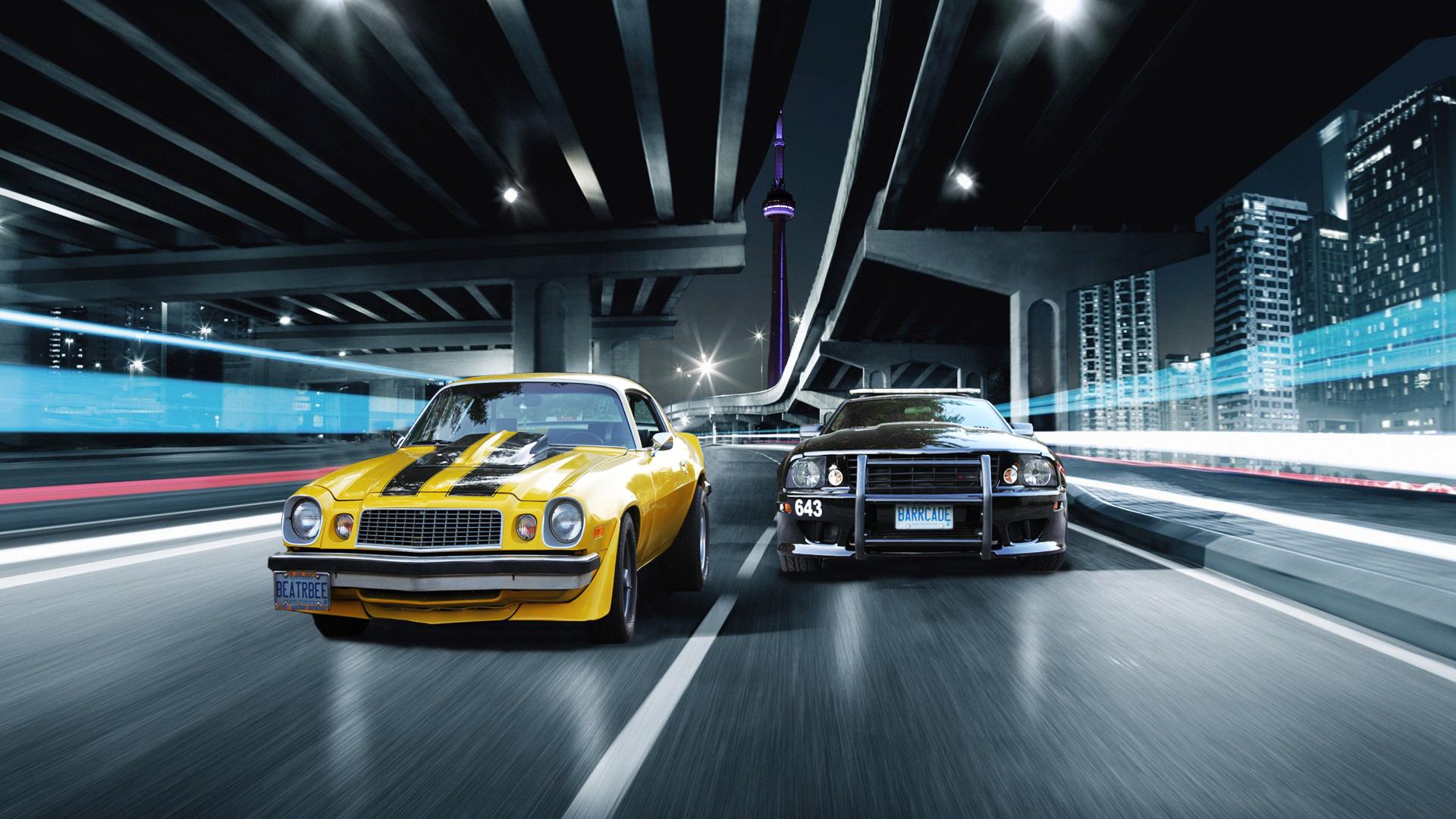 Transformers Cars