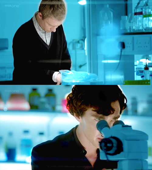 Sherlock & John