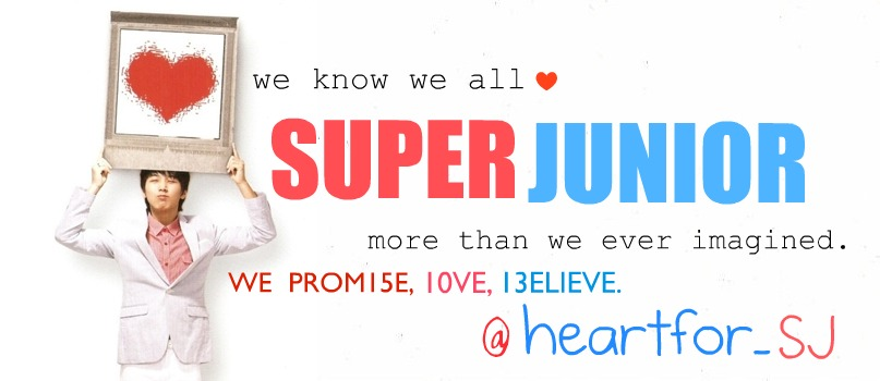 The Heartfor SJ Official Tumblr Dedicated To Mighty Super Junior Members Including Their Subgroups SM Ballad And Hankyung You Heart All Those