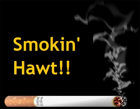 Smokin' HAWT