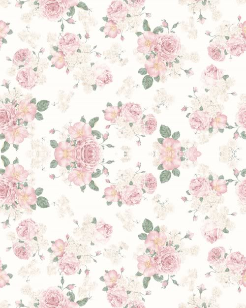 Backgrounds  Vintage Floral Background Pattern Tumblr