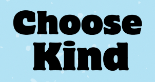 Choose Kind Badge