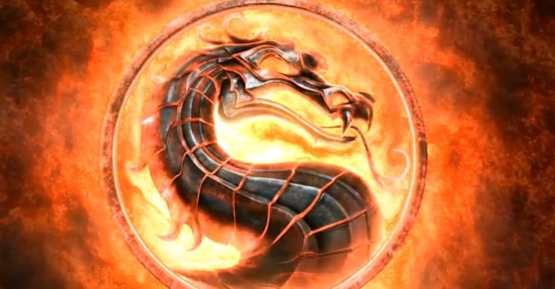 mortal kombat logo. Fuck Yeah Mortal Kombat