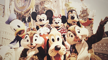 Tumblr Disney Characters | www.pixshark.com - Images ...