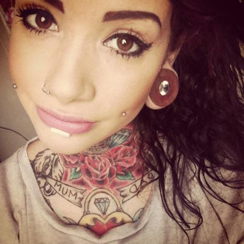 Women Tattoos on Sweet Fucking Tattoos   Beautiful Women
