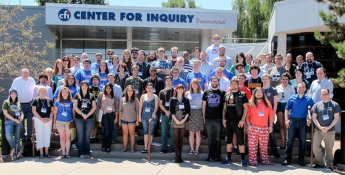 group photo from 2013 Leadership Conference