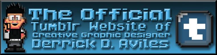 Creative Designer Derrick D. Aviles