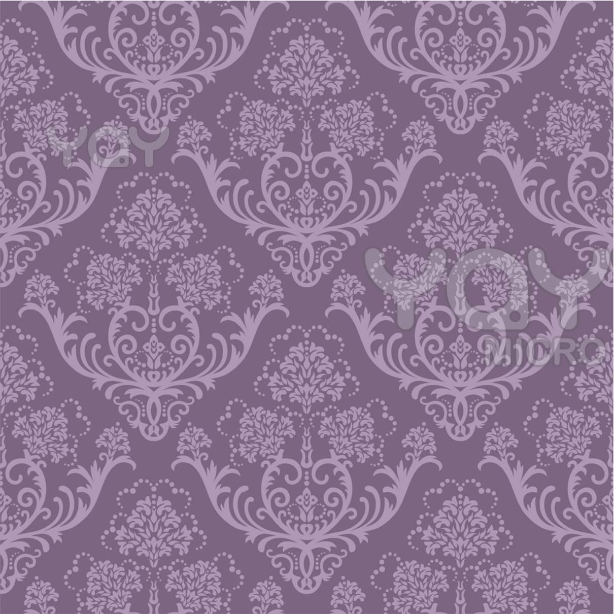 purple damask wallpaper - photo #11