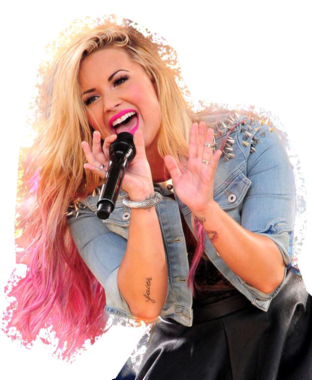 World Off Backgrounds: BG Demi Lovato + Tutorial de como ...