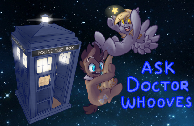 Ask the Doctor and his companion!