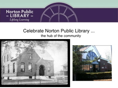 Celebrate Norton Public Library!