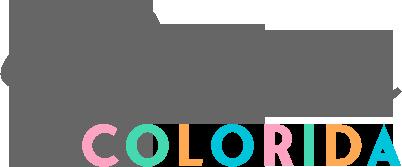 Prateleira Colorida