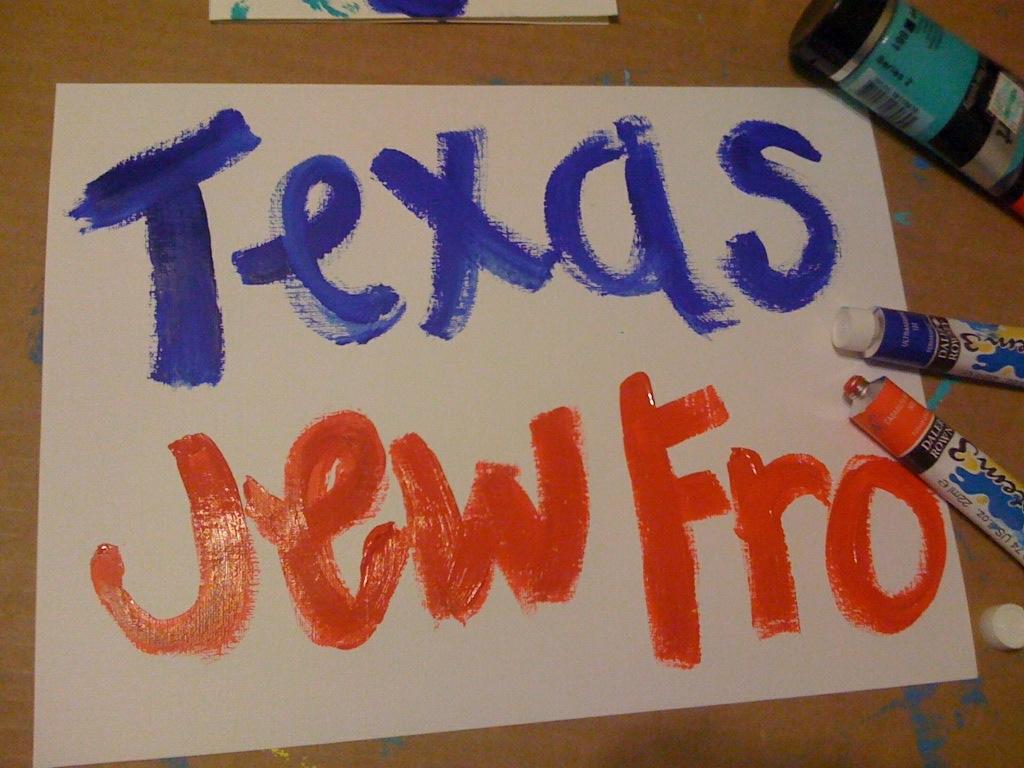 Texas JewFro