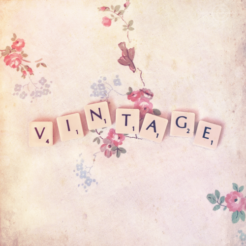 Quotes About Vintage Things. QuotesGram