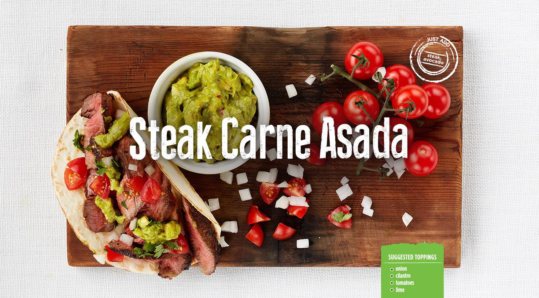 Steak Carne Asada