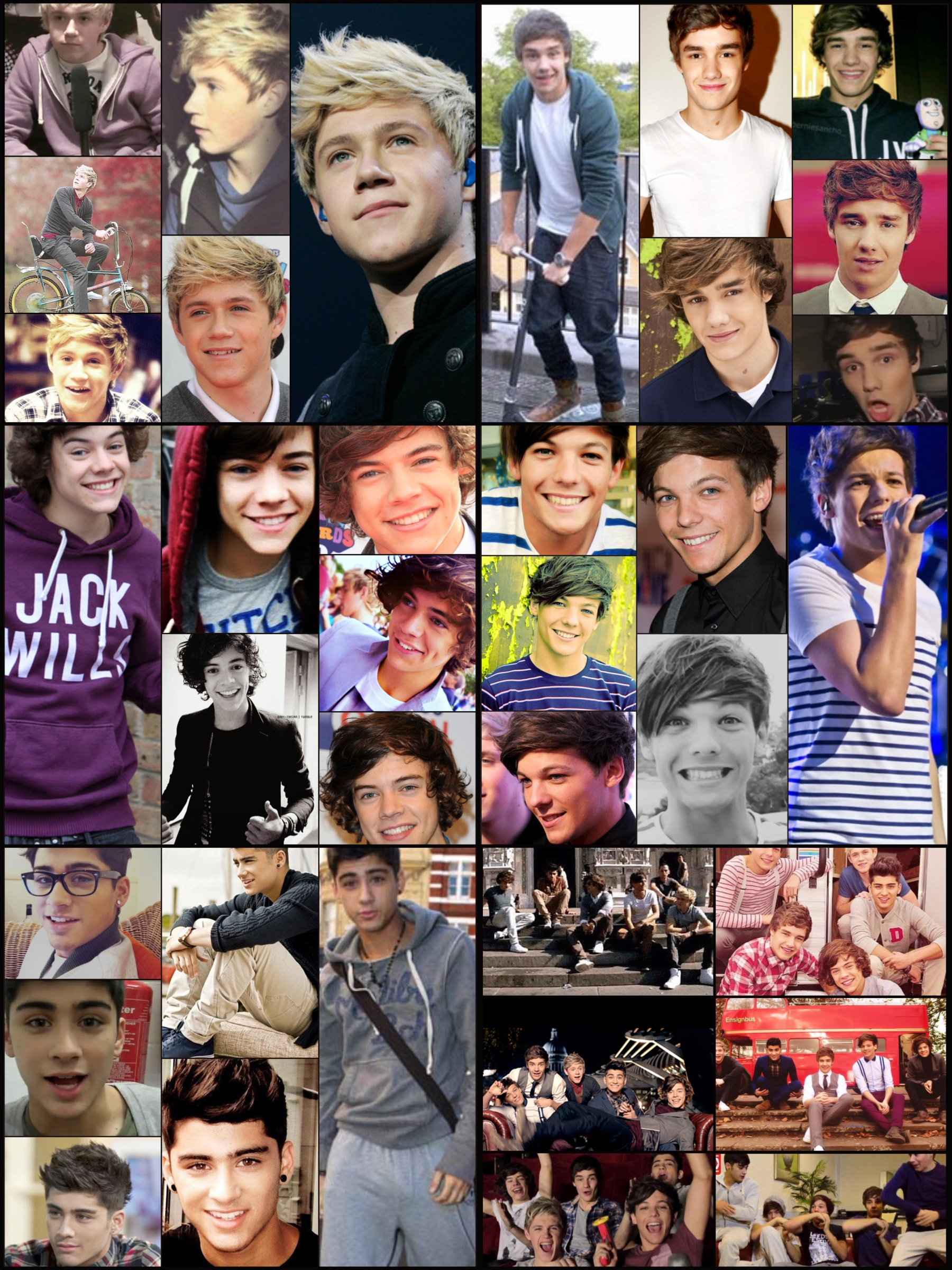 Liam Payne Collage Related Keywords & Suggestions - Liam Payne Collage ...