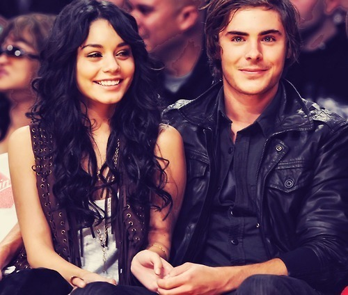 Zanessa is forever.