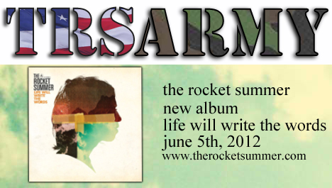 The Rocket Summer Army