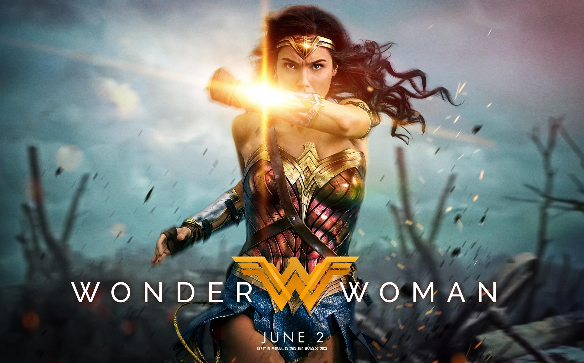 תוצאת תמונה עבור wonder woman poster