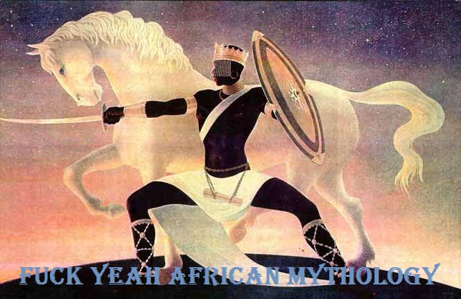 FUCK YEAH African Mythology