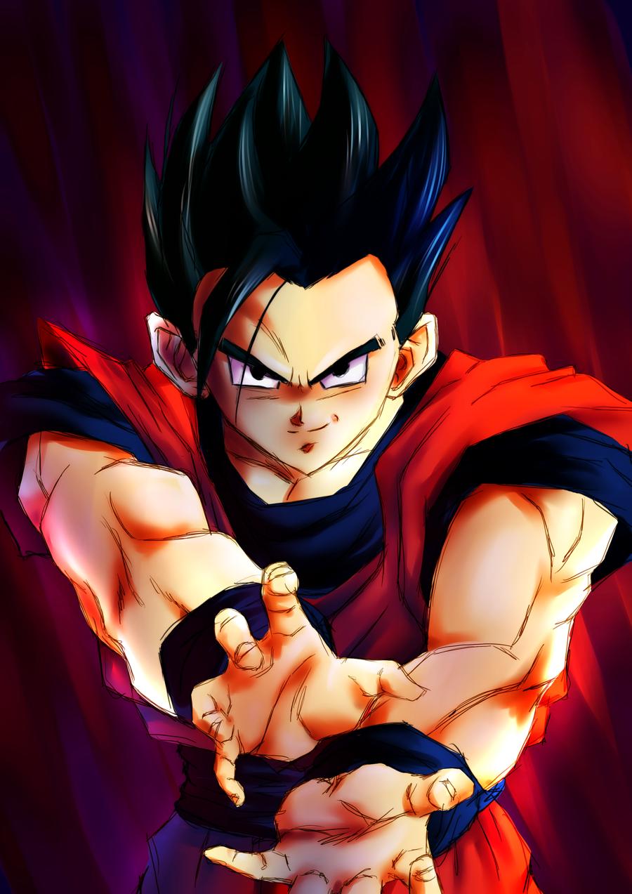 Ultimate Gohan (XxSkelterXx) vs EOZ Goku (t0sh) Challenge a Seeker -  Dragonball Forum - Neoseeker Forums