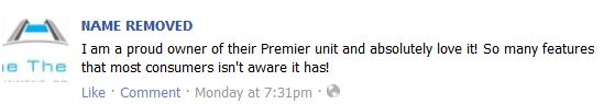 TiVo Facebook Comment