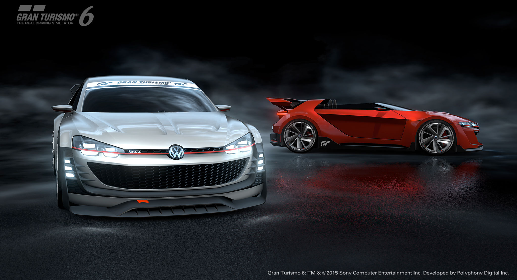 Volkswagen VisionGTI Experience the Gran Turismo
