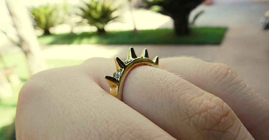anel de spike